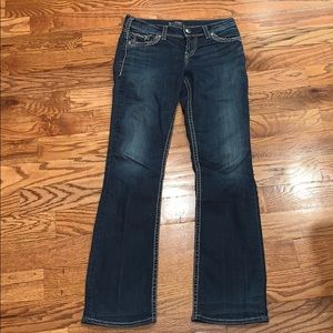 Silver Jeans!